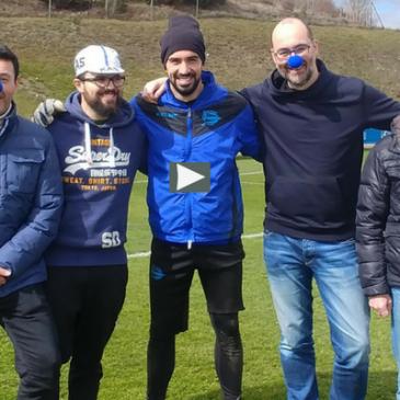 Penaltis solidarios y atopistas con Fernando Pacheco
