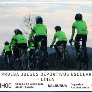 Escuelas de ciclismo de Álava #SíHayHuevos
